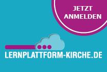 Banner Lernplattform-Kirche